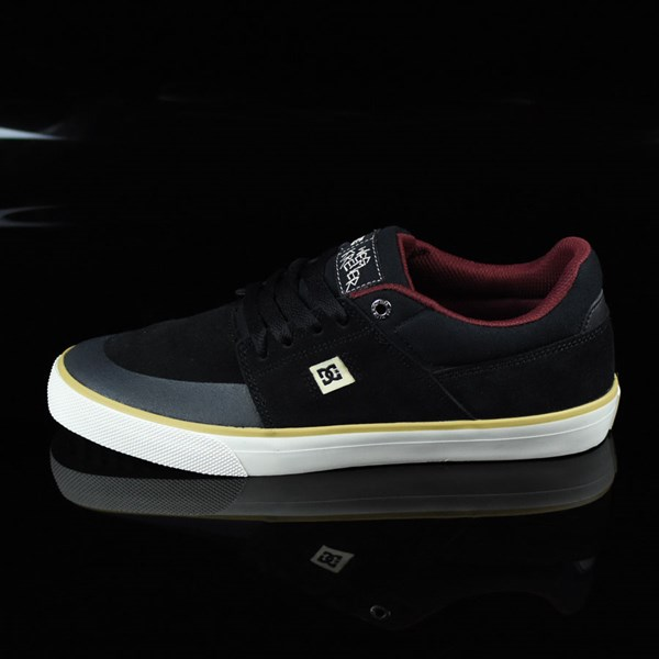 DC Shoes Wes Kremer S Shoes Black, Cream, SE
