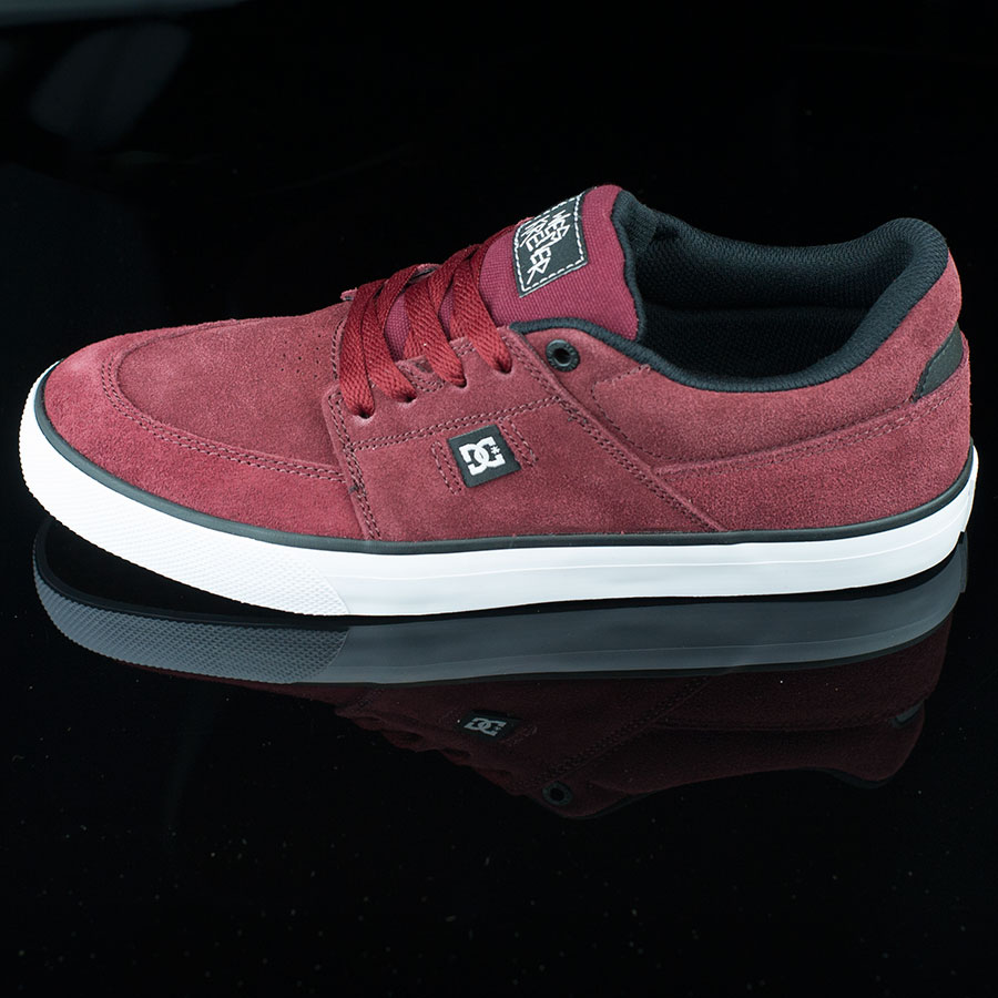 Burgundy, White Shoes Wes Kremer S Shoes in Stock Now