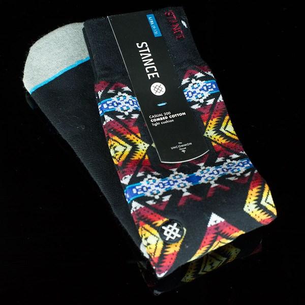 Stance Sunchild Socks Black, Black