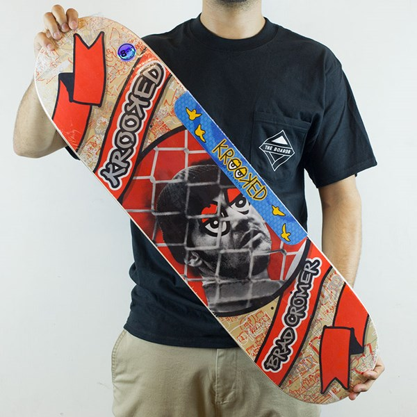 Brad Cromer Personality Crisis 2 Deck N A In Stock At The