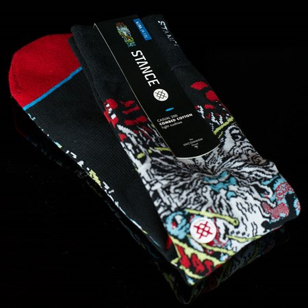 Stance Jason Jessee Posidon Socks Black in stock now.