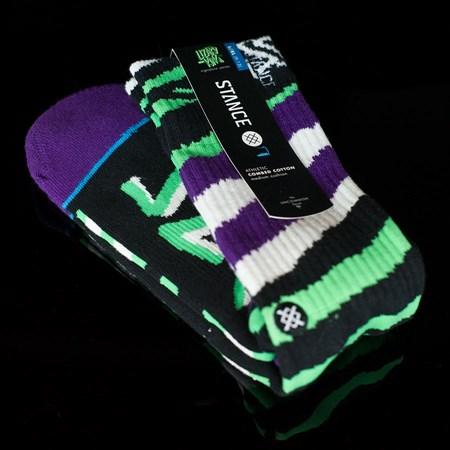 Stance Lizard King Socks Green