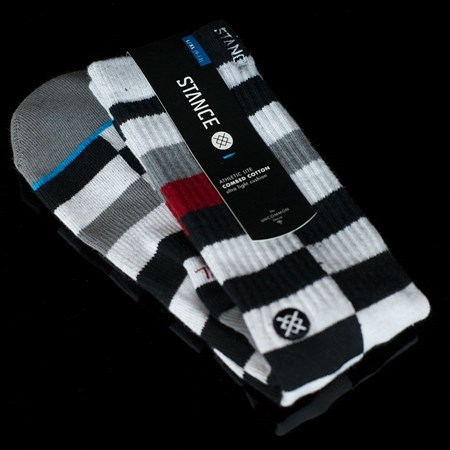 Stance Prescott Socks White in stock now.