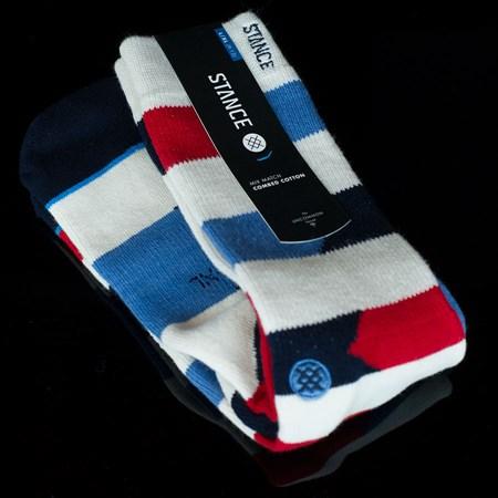 Stance Banner Socks Khaki