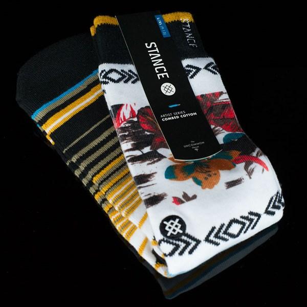 Stance Pidgin Socks White