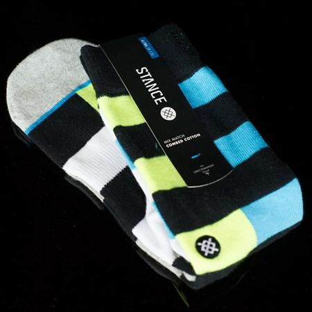Stance Mason Socks White in stock now.