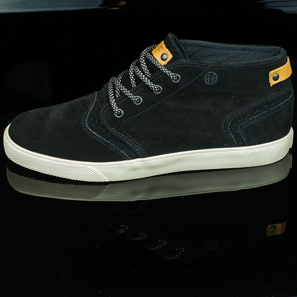 HUF Mercer Shoes Black, Cream