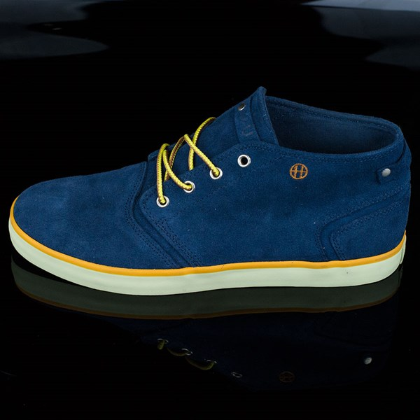 HUF Mercer Shoes Deep Navy