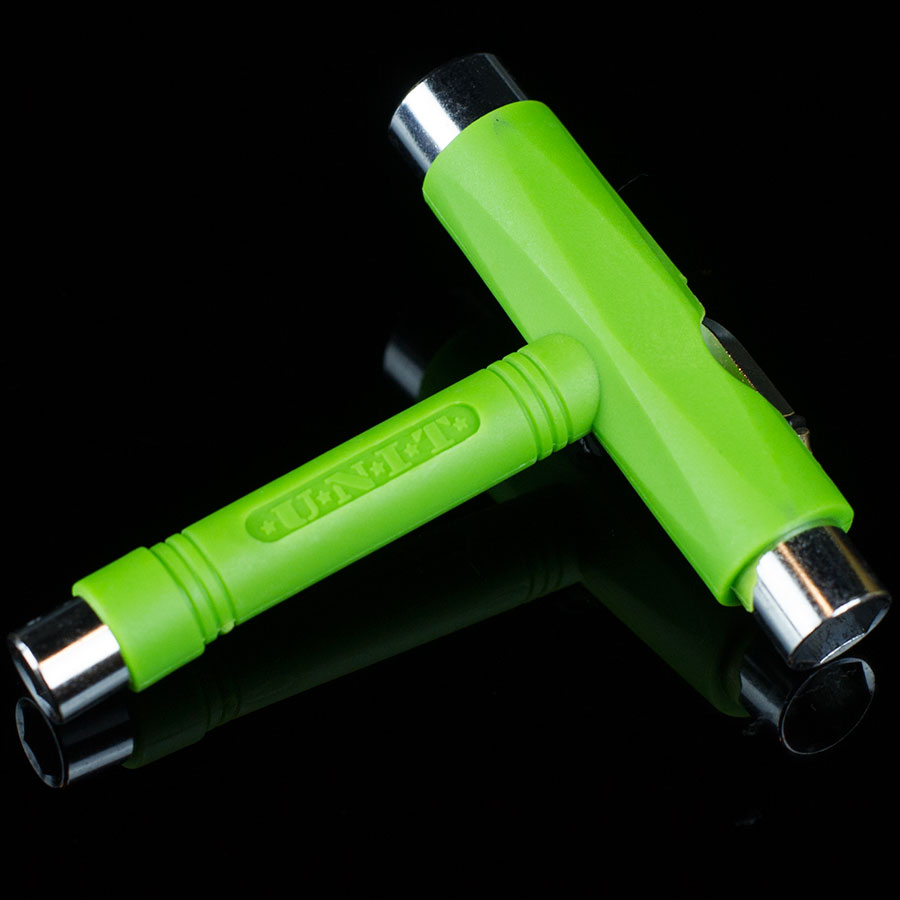Fluorescent Green Accessories Unit Tool in Stock Now