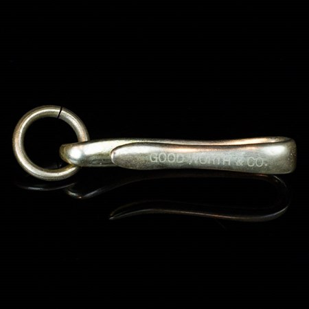 Goodworth and Co Brass Belt Hook