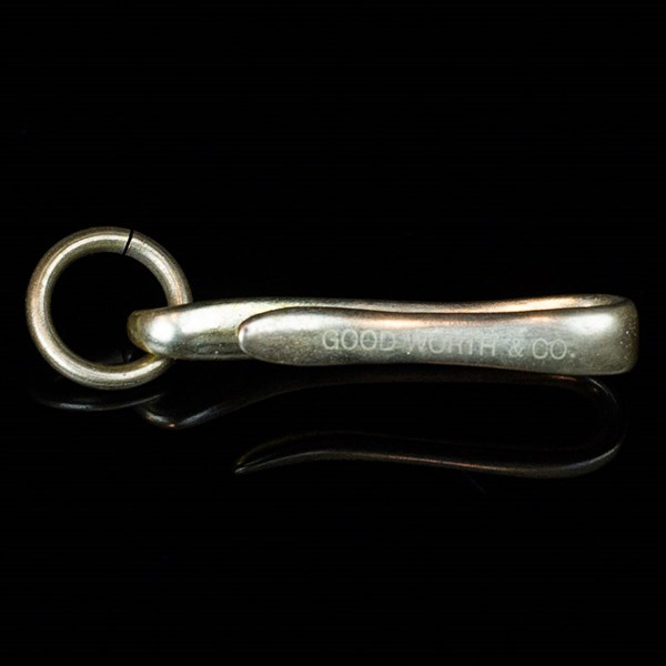 Goodworth and Co Brass Belt Hook N/A