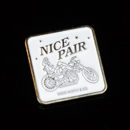 Goodworth and Co Nice Pair Pin