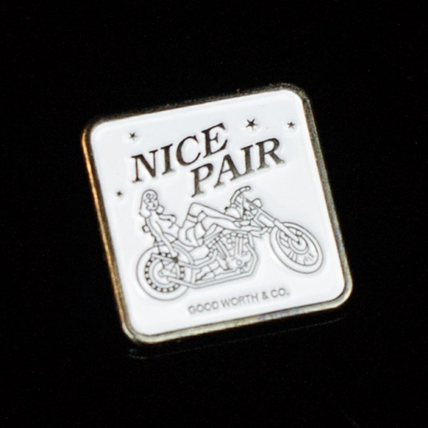 Goodworth and Co Nice Pair Pin N/A
