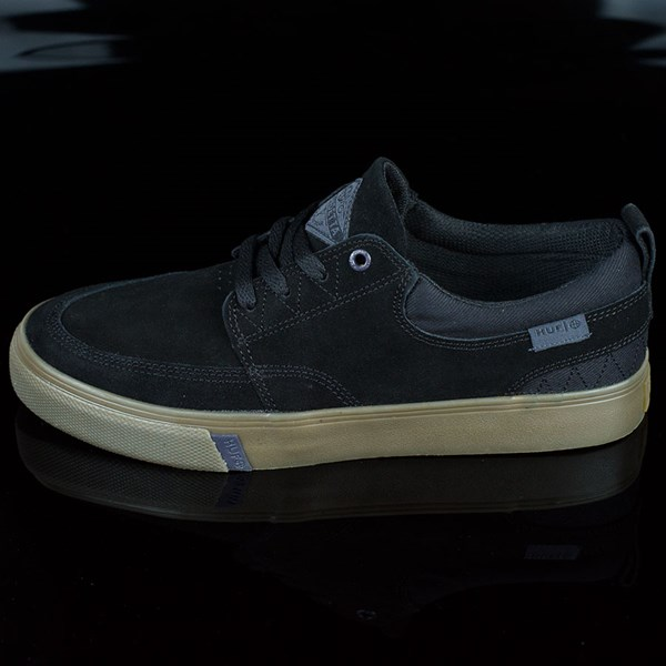 HUF Ramondetta Pro Shoes Black, Dark Gum