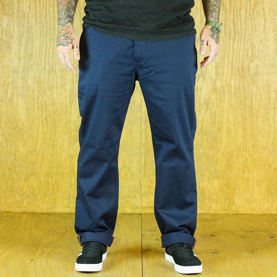 Navy Pants and Jeans Skate Work Pants in Stock Now