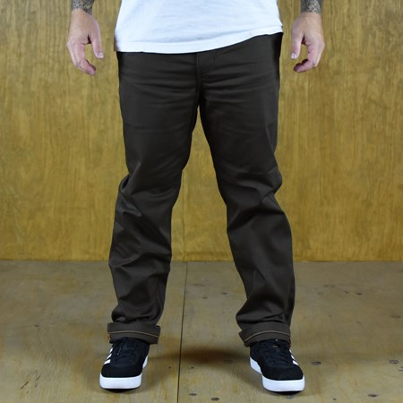 Levi's Skate Work Pants Brown