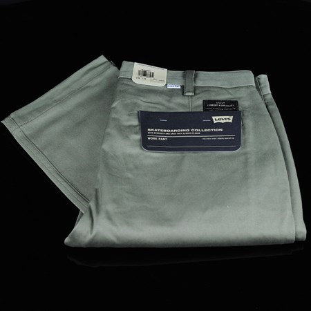 Levi's Skate Work Pants Deep Lichen Green