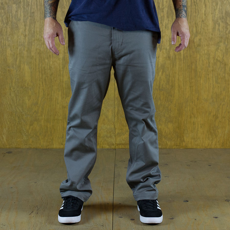 Pewter Pants and Jeans Skate Work Pants in Stock Now