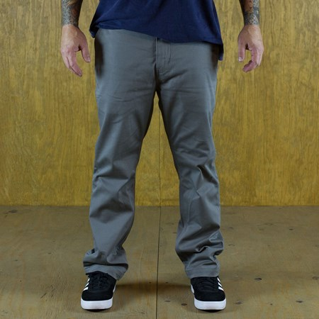Size 30 X 30 in Levi's Skate Work Pants, Color: Pewter