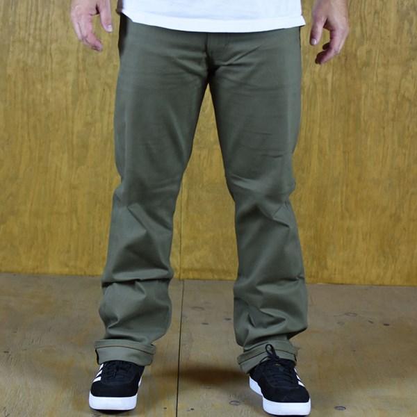 Levi's Skate 504 Jeans Ivy Green Bull Denim