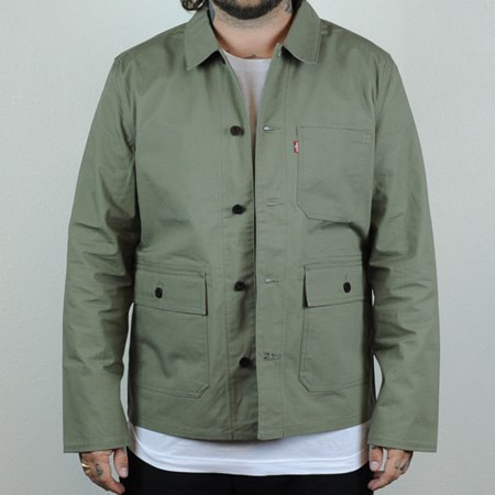 Levi's Skate BDU Jacket Deep Lichen Green