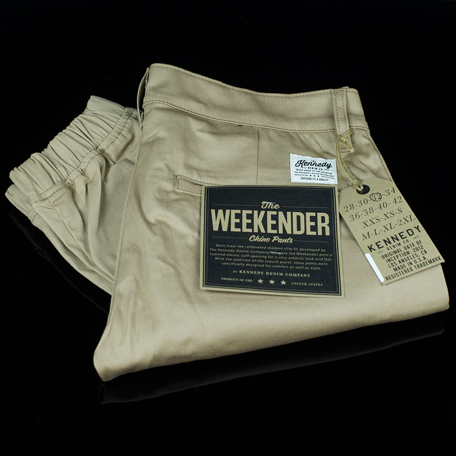 Khaki Pants and Jeans The Weekender Essentials in Stock Now