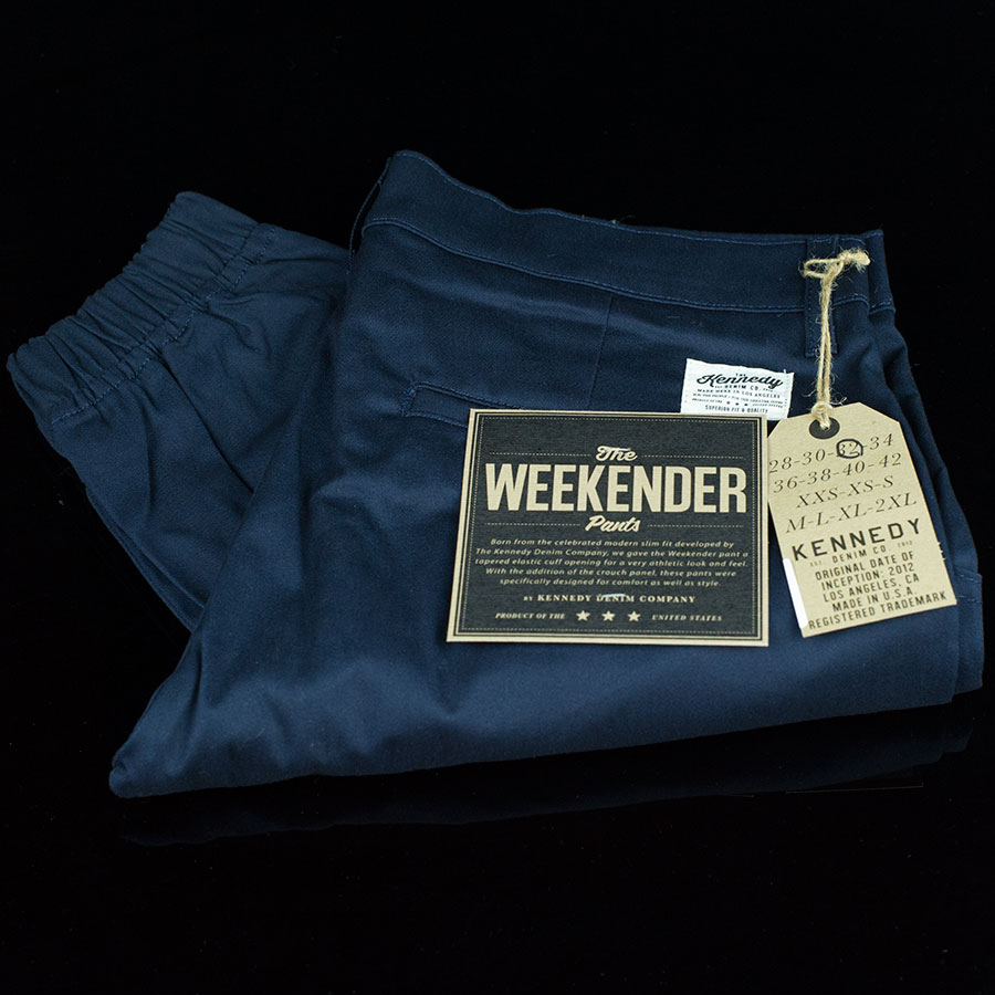Navy Pants and Jeans The Weekender Essentials in Stock Now