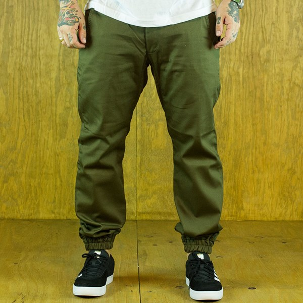 Kennedy Denim Co The Weekender Essentials Army Green