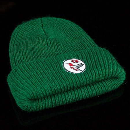 Transportation Unit H-Bird Beanie Forest Green
