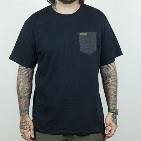 Coalatree Organics CT Pocket T Shirt Black