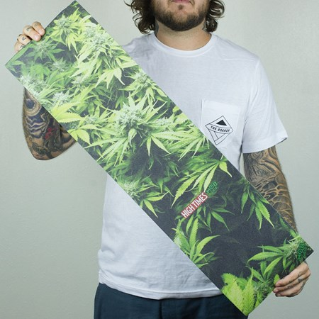 Mob Grip Tape High Times Magazine Weed Griptape Assorted in stock now.