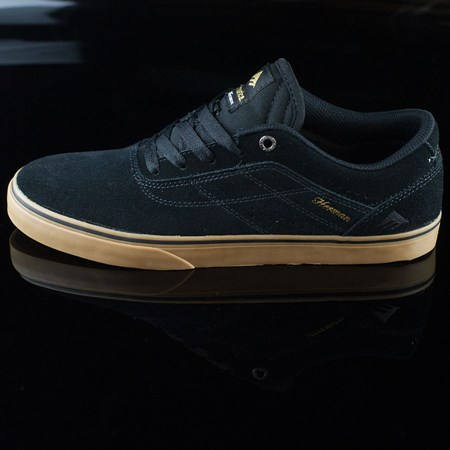 Emerica The Herman G6 Vulc Shoes Black, Gum
