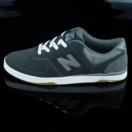 NB# Stratford Shoes Pirate Black, Micro Grey