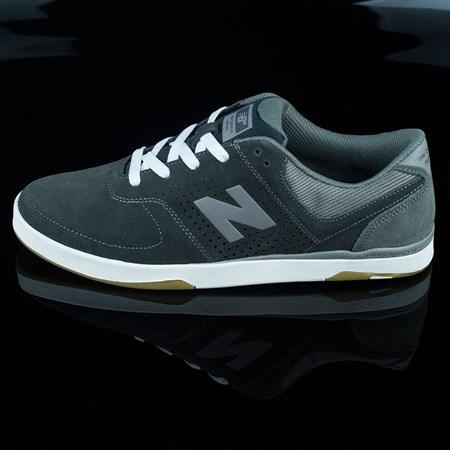 NB# Stratford Shoes Pirate Black, Micro Grey 8
