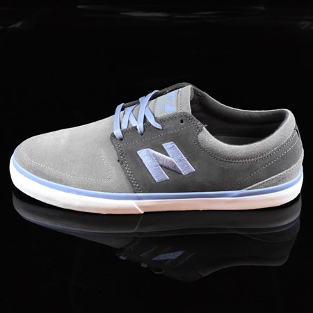 Size 10 in NB# Brighton Shoes, Color: Grey, Light Blue