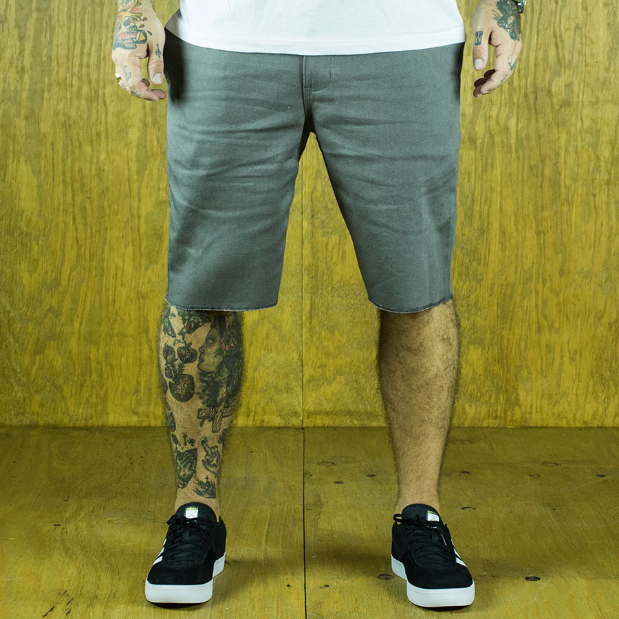 Charcoal Pants and Jeans Drifter Shorts in Stock Now