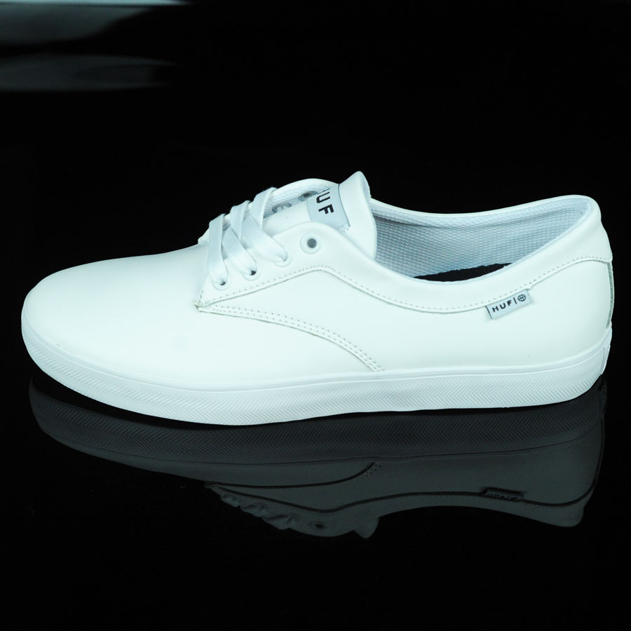 Premium White Shoes Sutter Shoes in Stock Now