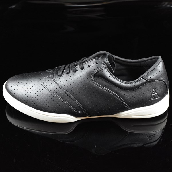 aa27a975e8 HUF Dylan Rieder Shoes Black Perforated