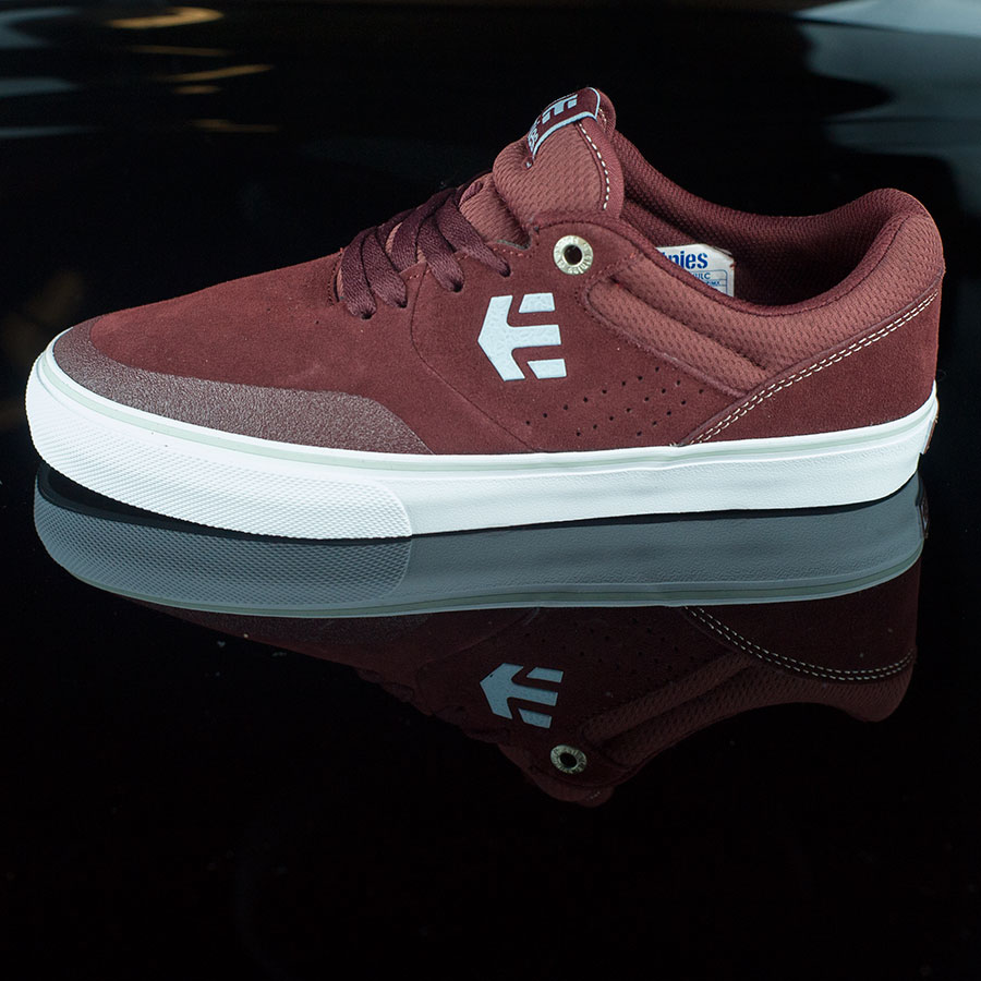 Maroon Shoes Marana Vulc Shoes in Stock Now
