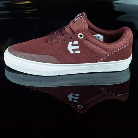 etnies Marana Vulc Shoes Maroon