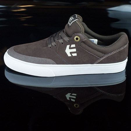 etnies Marana Vulc Shoes Brown, White, Gum