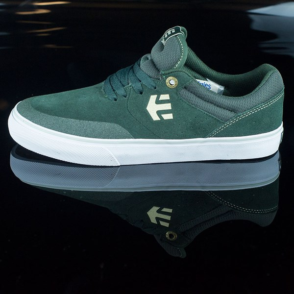 etnies Marana Vulc Shoes Dark Green