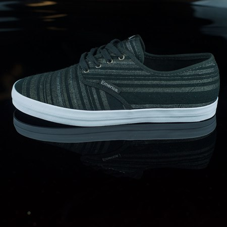 Size 8 in Emerica The Wino Shoes, Color: Black, Grey