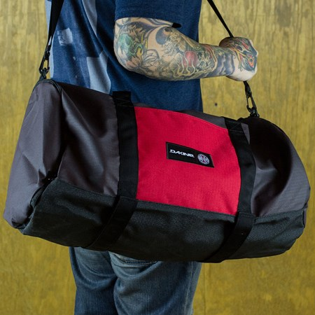 Dakine Independent Park Duffel Bag Black, Independent