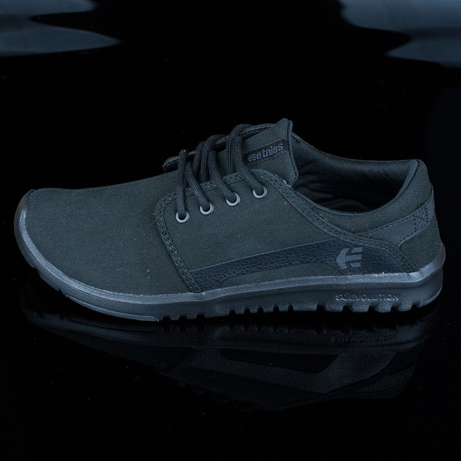 Black, Black Shoes Scout Shoes in Stock Now