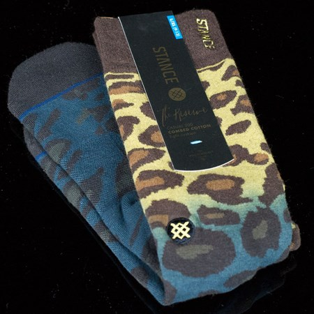 Stance Sahara Socks Yellow