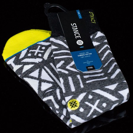 Stance Compass Socks Yellow