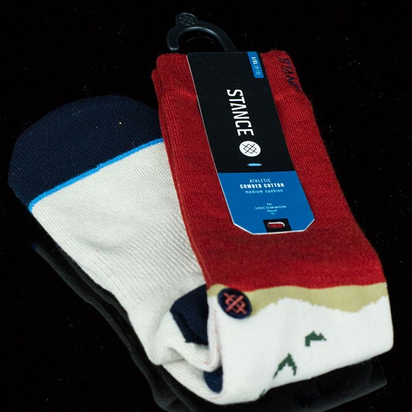 Stance Desert Eagle Socks Bark