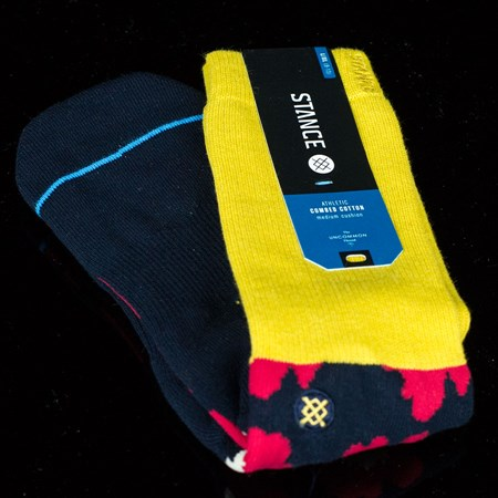 Stance Don James Socks Yellow