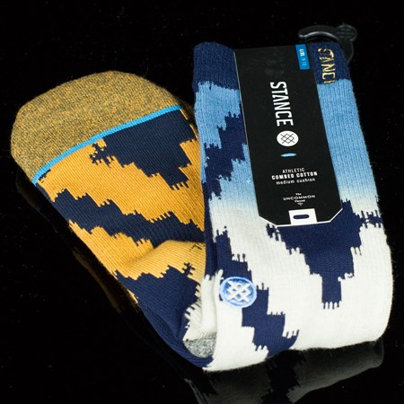 Stance Watchutu Socks Blue